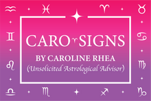 Load image into Gallery viewer, CaroSigns Astrological Postcards