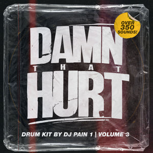 Damn That Hurt Volume 3