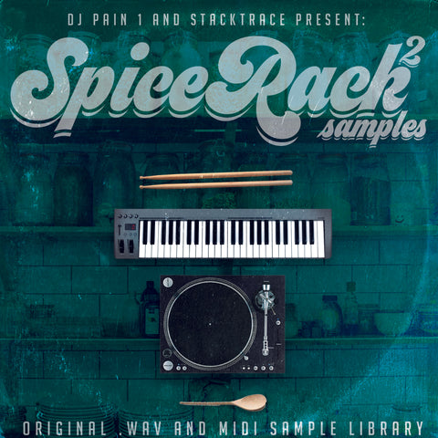 Spice Rack Samples Vol.2