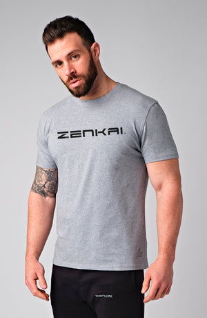 Men's Short Sleeve Tee 'ZENKAI' SALE