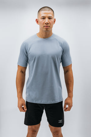 Men's Short Sleeve Raglan Top