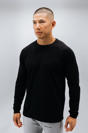 Men's Long Sleeve Raglan Top