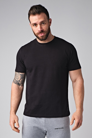 Men's Short Sleeve Basic Tee