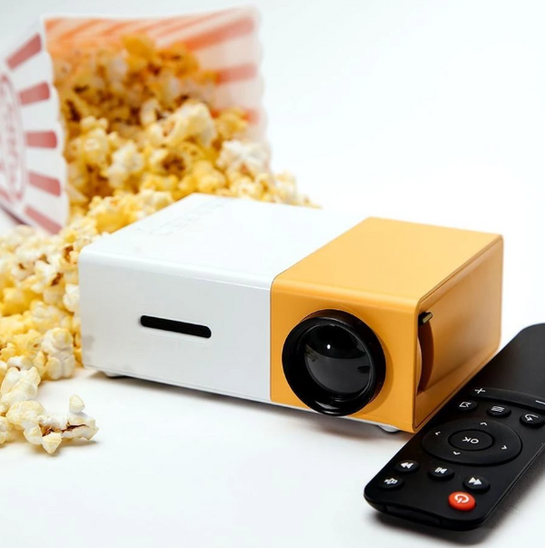 I-POCKET PROJECTOR™