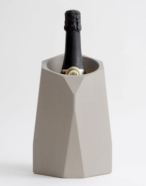 Corvi Champagne Cooler With A Bottle
