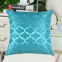 Cushion Covers Throw Pillow Case Cover Chains Accent Geo Reversible Decor 20x20""