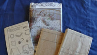 #8470 2004 Simplicity Craft Pillow Pattern- sz 0