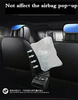Deluxe 5D Surround Full Seat PU Leather 5-Seat Car Seat Cover Cushion Pad/Pillow