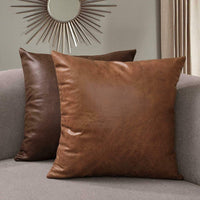 Sunlit Decorative Throw Pillow Case Cushion Covers, Modern Accent Square Pillow