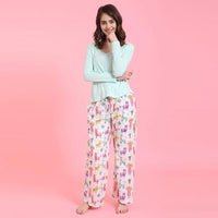 Party Llama PJ Pants on model