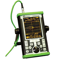 BondaScope 3100 is a hand-held, battery operated ultrasonic bond tester that uses 3 different testing modes (Pitch-Catch, Resonance & MIA) to cover a range of applications.