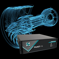 Socomate FAAST system is a unique Phased Array System that can generate multiple angles and multiple focal zones per pulse.