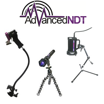 Light stands and mounting arms etc - Advanced NDT Limited