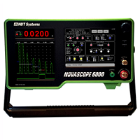NovaScope 6000 has been developed for the most demanding of thickness gauging tasks such as the wall thickness of turbine blades or on line wall thickness measurement of tubes at high speed. It has outstanding performance and high accuracy.