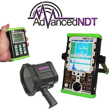 Non Destructive Testing Products from Advanced NDT Limited