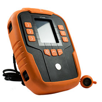 UT5000 Intrinsically Safe thickness gauge with CorDEX CONNECT™ measures metal thickness for Non-Destructive Testing (NDT) and Predictive Maintenance (Pdm) on pipelines and fixed equipment within hazardous locations. The CorDEX UT5000 is ATEX and IECEx certified for Gas & Dust (Zone 21).