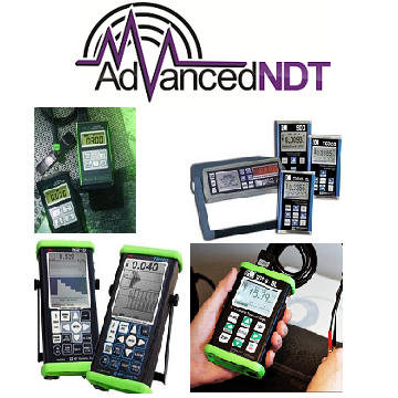 From Simple Fixed Velocity Ultrasonic Thickness Testers to High Speed On-line Precision Ultrasonic Thickness Gauging. Advanced NDT Ltd