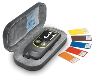 PosiTest DFT Coating Thickness Gauge Carry Case and plastic Shims Included
