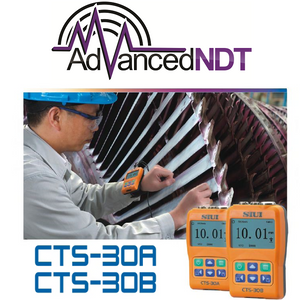 SIUI CTS-30A & CTS-30B Ultrasonic Thickness Gauge - Advanced NDT