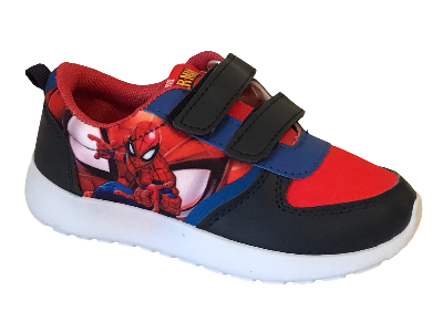 Marvel Spiderman Trainers Shoes