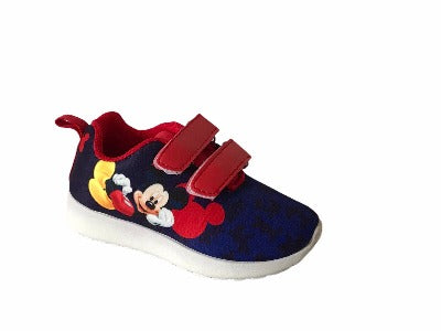 Disney Mickey Mouse Trainers Shoes - Glo Selections Kids Shoes