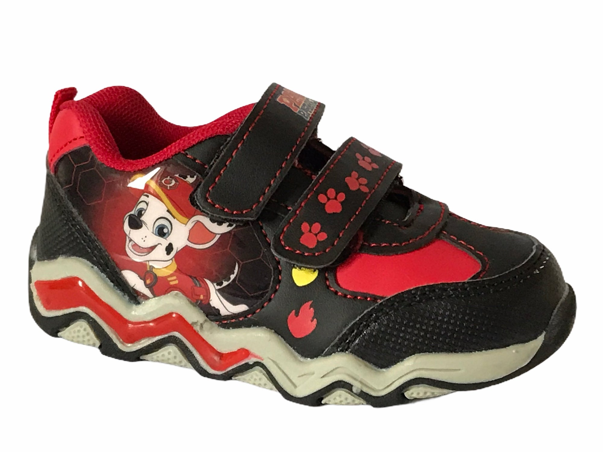 Kids Character Paw Patrol Trainers Shoes