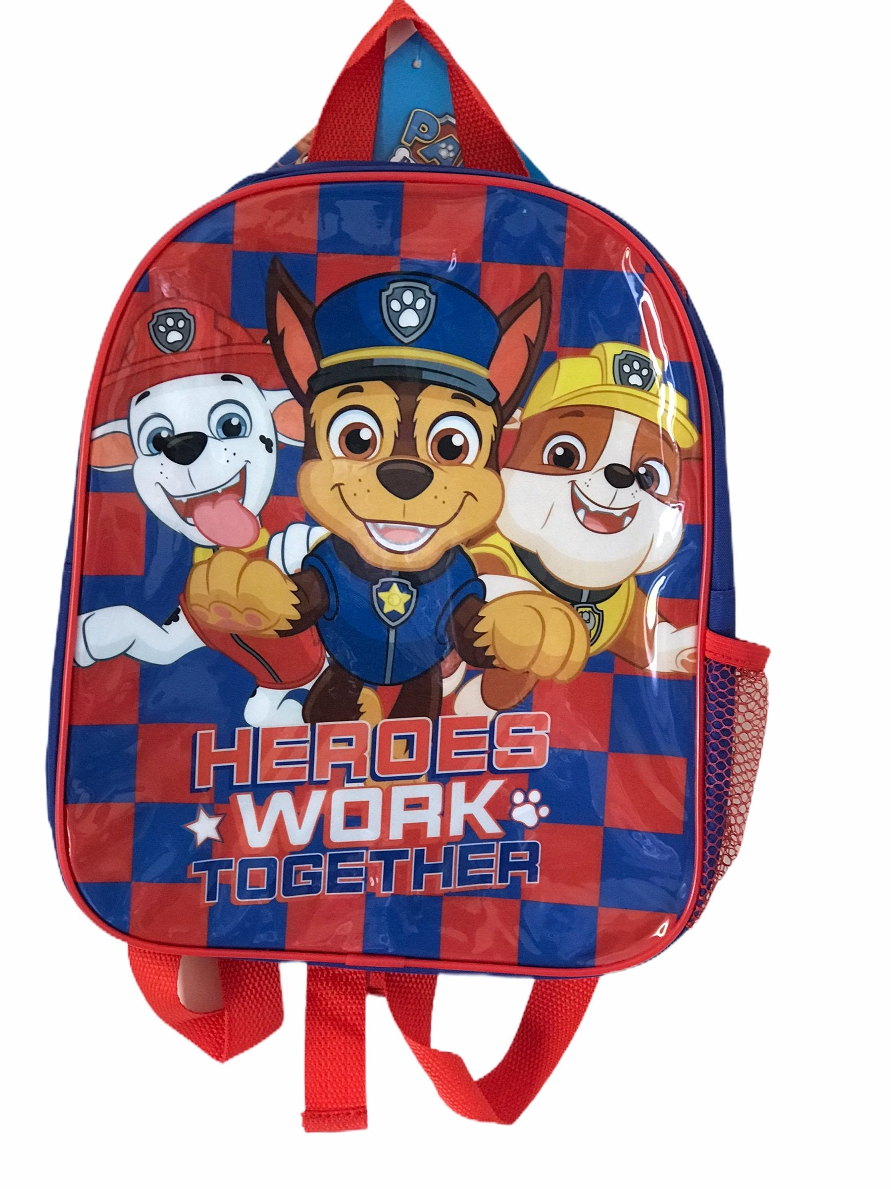 Paw Patrol Heroes Backpack Bag