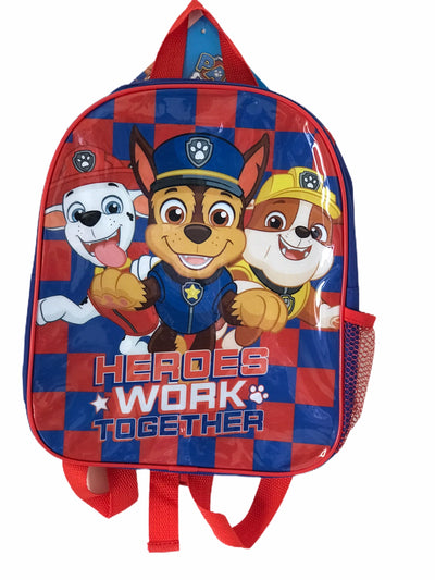 Paw Patrol Heroes Backpack Bag - Glo Selections Kids Shoes
