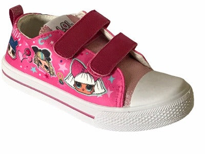 Girls' Loneta L.O.L Surprise Sneakers Trainers - Glo Selections Kids Shoes