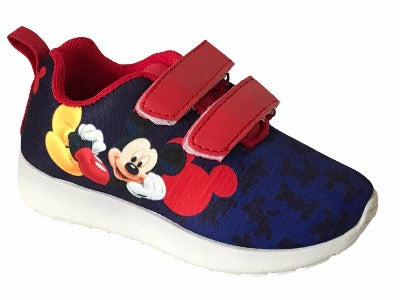 Disney Mickey Mouse Trainers Shoes