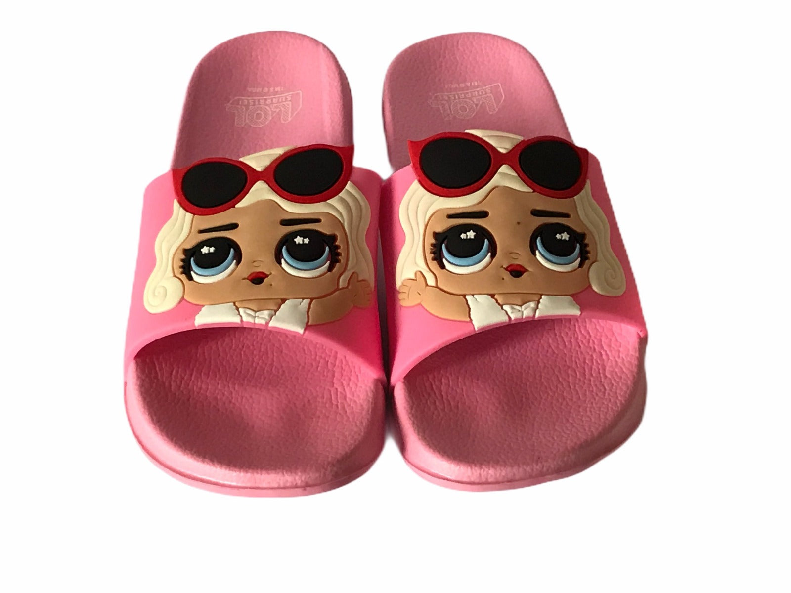 Kids L.O.L Surprise Character Sandals - Glo Selections Kids Shoes