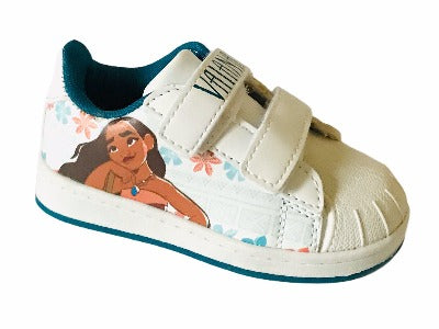 Disney Character Girl Vaiana Trainers - Glo Selections Kids Shoes