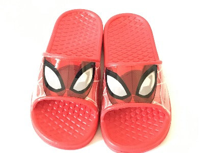 Marvel Spiderman Flip Flops  Slippers - Glo Selections Kids Shoes