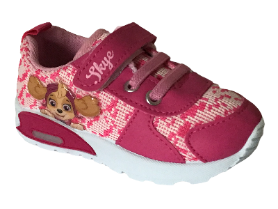GIRLS' PINK PAW PATROL SPORT TRAINERS SHOES