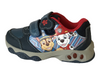 Boys Light up Nickelodeon Paw Patrol Sneakers Trainers - Glows with each steps