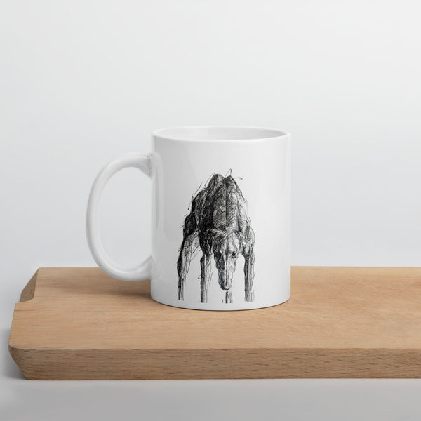 Ready-to-Run Greyhound Mug