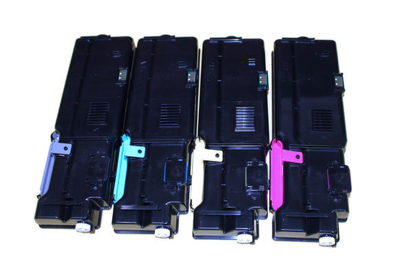 4 pks Genuine OEM  Y Toner cartridge  for Xerox VersaLink C400/C405 106R03500
