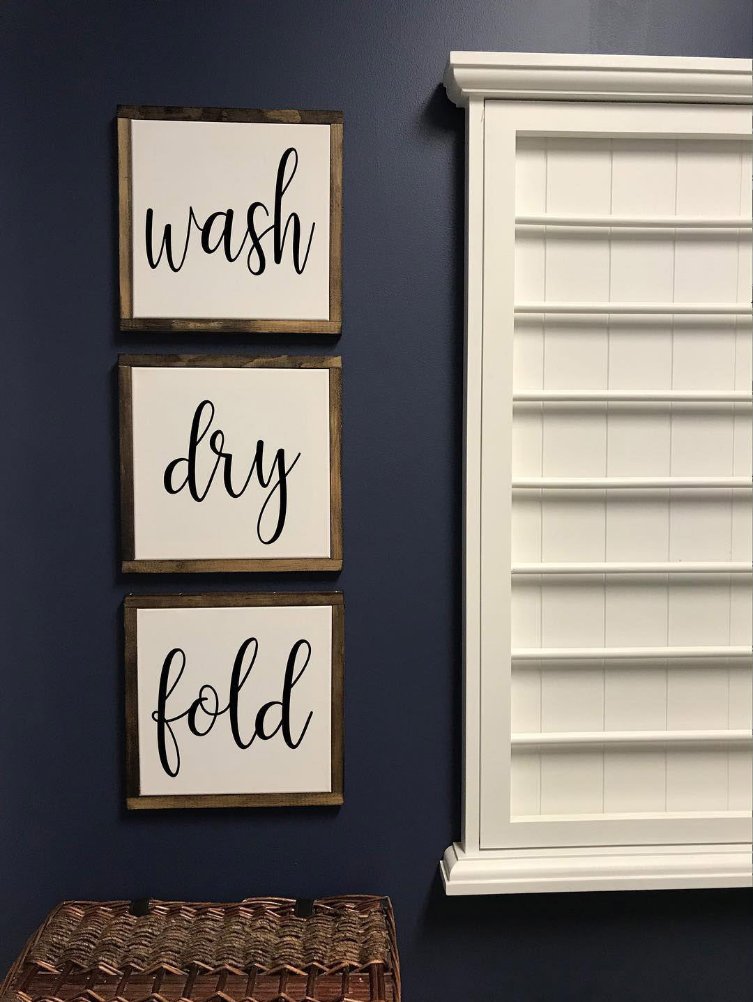 Wash Dry Fold Canvas Set