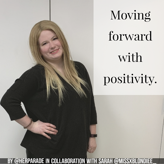 Moving forward with positivity