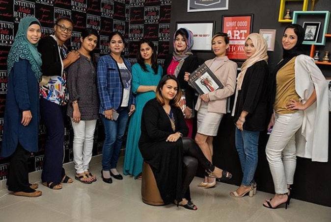 IMB Qatar fashion school