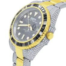 Load image into Gallery viewer, SONAR Steel CZ Watch | 5303442