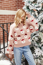 Load image into Gallery viewer, Women Christmas Knitted sweater