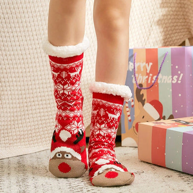 Women's Socks Lady Christmas Gift