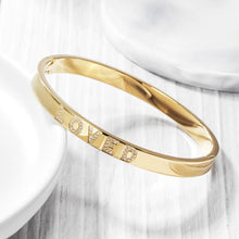 Load image into Gallery viewer, Forever Loved Bangle Bracelet