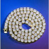 ROCK 4 MM One Row Tennis Chain | 960012