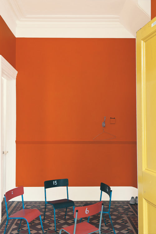 Farrow and Ball, Charlotte's Locks 268