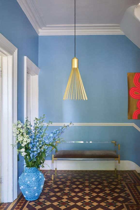 Farrow and Ball, Lulworth Blue 89