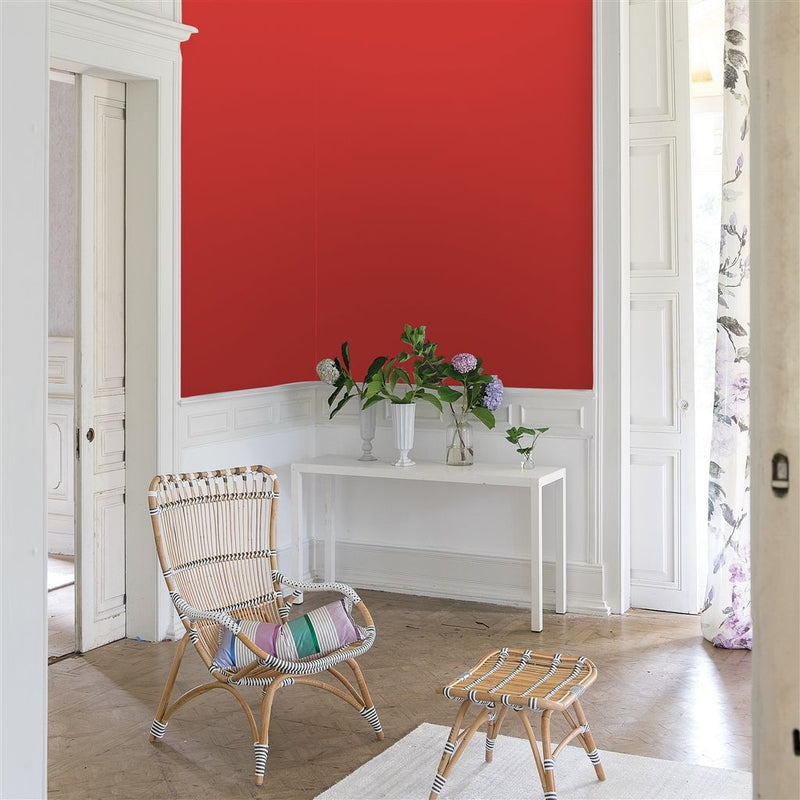 Designers Guild Flame Red No. 121