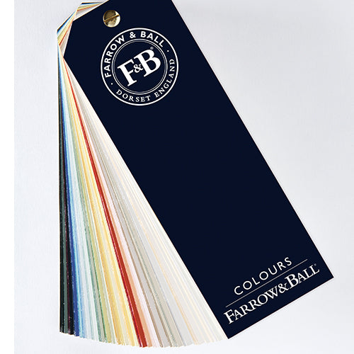 Farrow and Ball Medium Colour Book