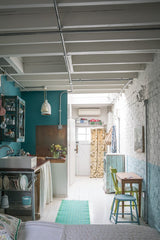 Farrow and Ball, Blue Ground 210